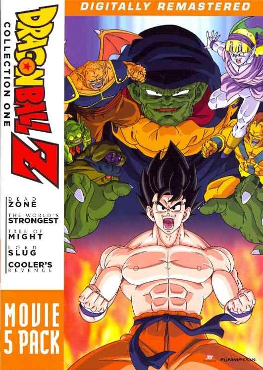 DRAGONBALL Z:MOVIE PACK 1 BY DRAGON BALL Z (DVD)